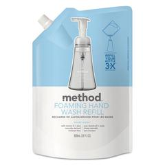 Method Foaming Hand Wash Refill, Sweet Water, 28 oz Pouch