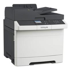 CX310dn Multifunction Color Laser Printer, Copy/Print/Scan