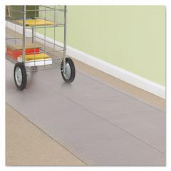 ES Robbins Carpet Runner, 36 x 120, Clear
