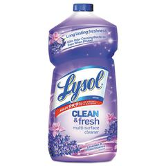 LYSOL Brand All-Purpose Cleaner, Lavender & Orchid Essence Scent, 40 oz Bottle
