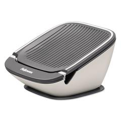 I-Spire Series Tablet SuctionStand, 5 x 5 3/4 x 3 3/8, White/Gray