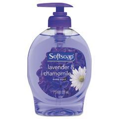 Softsoap Elements Liquid Hand Soap, Lavender & Chamomile, 7.5 oz Pump Bottle