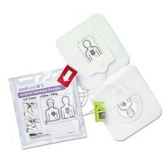 Pedi-padz II Defibrillator Pads, Children Up to 8 Years Old, 2-Year Shelf Life
