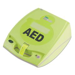 AED Plus Automated External Defibrillator, 123A Lithium Battery
