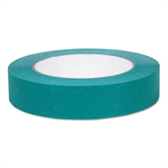"Duck Color Masking Tape, .94"" x 60 yds, Green"