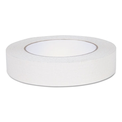 "Color Masking Tape, .94"" x 60 yds, White"