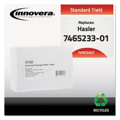 Innovera Compatible 746523301 (IJ-300) Postage Meter Ink, Red