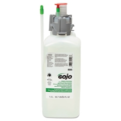 GOJO CX & CXI Green Certified Foam Hand Cleaner, Unscented Foam, 1500mL Refill