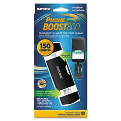 Phone Boost Charger, Micro USB, Black