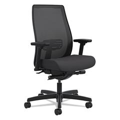 Endorse Mesh Mid-Back Work Chair, Black