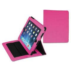 Samsill Fashion iPad Case for iPad Air, Debossed Pattern, Pink