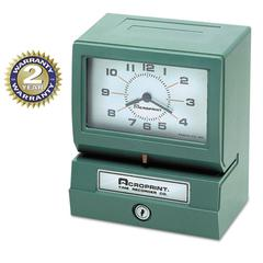 Acroprint Model 150 Heavy-Duty Analog Automatic Print Time Clock