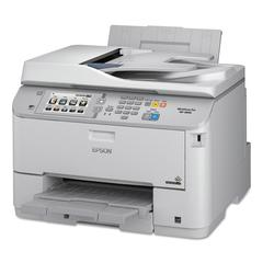 WorkForce Pro WF-5690 Wireless Multifunction Printer, Copy/Fax/Print/Scan