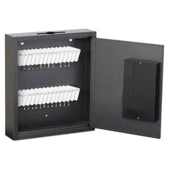 FireKing Hercules Key Cabinets E-Lock, 30-Key, Steel, Silver Vein