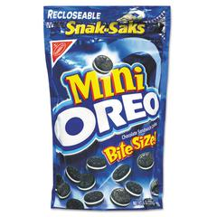 Oreo Minis - Single Serve, 8 oz Snak Sak