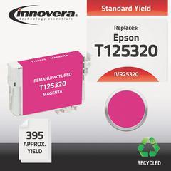 Innovera Remanufactured T125320 (125) Ink, Magenta