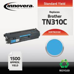 Innovera Remanufactured TN310C Toner, Cyan