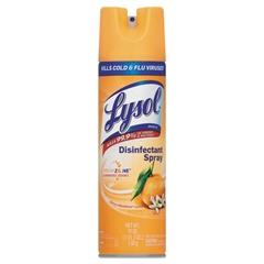 LYSOL Brand Disinfectant Spray, Citrus Meadow Scent, 19oz Aerosol