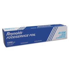 "Reynolds Wrap Metro Aluminum Foil Roll, Lighter Gauge Standard, 18"" x 1000 ft, Silver"