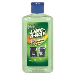 LIME-A-WAY Dip-It Coffeemaker Descaler and Cleaner, 7 oz Bottle