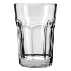 Anchor New Orleans Beverage Glasses, 12oz, Clear, 36/Carton