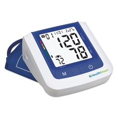 Select Automatic Arm Digital Blood Pressure Monitor w/AC Adapter, Large Adult