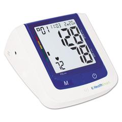 HealthSmart Select Automatic Arm Digital Blood Pressure Monitor with AC Adapter, Adult