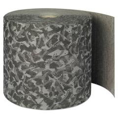 """Battlemat Heavy-Roll Sorbent Pads, 25gal, 15"""" x 150ft, Industrial Camouflage"""