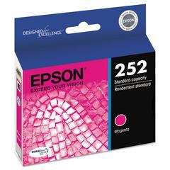 Epson T252320 (252) DURABrite Ultra Ink, Magenta