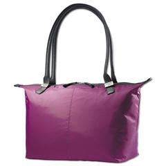 Jordyn Ladies Laptop Bag, 21 1/4 x 7 1/2 x 12, Amethyst