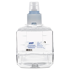 PURELL Advanced Skin Nourishing Foam Hand Sanitizer,Fragrance Free,1200mL Refill, 2/Ctn