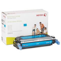 Xerox 6R1331 Replacement Toner for Q5951A, 13100 Page Yield, Cyan