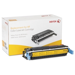 Xerox 6R943 Replacement Toner for C9722A, 10000 Page Yield, Yellow