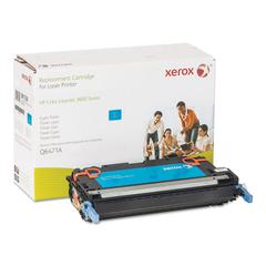 006R01339 Replacement Toner for Q6471A (502A), Cyan