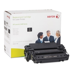 Xerox 6R961 Replacement High-Yield Toner for Q6511X, 13700 Page Yield, Black