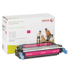 Xerox 6R1333 Replacement Toner for Q5953A, 13100 Page Yield, Magenta