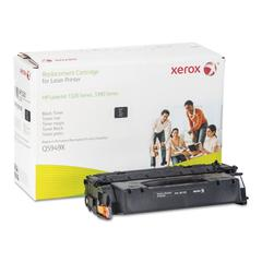 Xerox 6R1320 Replacement High-Yield Toner for Q5949X, 7200 Page Yield, Black