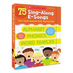 Sing-Along E-Songs, Grades Pre K-2