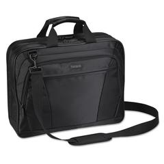 "CityLite Laptop Case 16"", 13-1/4 x 3-1/2 x 16-1/2, Black"