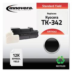 Innovera Remanufactured TK-342 Toner, Black