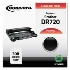 Innovera Remanufactured DR720 Drum Unit, Black