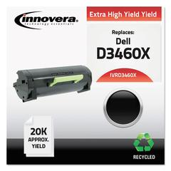 Innovera Remanufactured 3319808 (3460X) Extra High-Yield Toner, Black