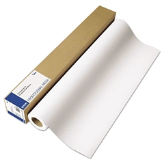 Professional Media Metallic Photo Paper Glossy, White, 13 x 19, 50 Sheets/Pack