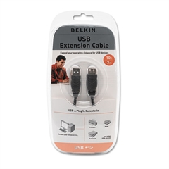 Belkin Pro Series High-Speed USB 2.0 Extension Cable, 10 ft.