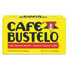 Café Bustelo Coffee, Espresso, 10 oz Brick Pack