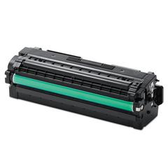 Samsung CLTY505L Toner, 3500 Page-Yield, Yellow