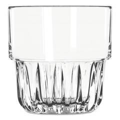"Everest Rocks Glasses, 9oz, 3 3/8"" Tall, 36/Carton"