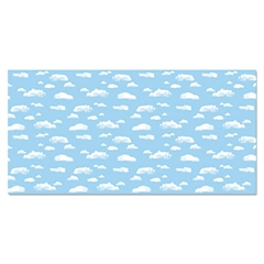 """Pacon Fadeless Designs Bulletin Board Paper, Clouds, 48"""" x 50 ft."""