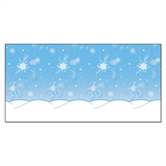 "Pacon Fadeless Designs Bulletin Board Paper, Winter Time Scene, 48"" x 50 ft."