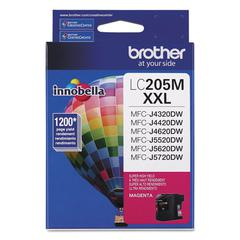 Brother LC205M Innobella Super High-Yield Ink, Magenta